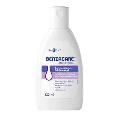 Benzacare tiefenwirksames Reinigungsgel  bei Apotheke.de bestellen