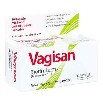 Vagisan Biotin-lacto Kapseln  bei Apotheke.de bestellen