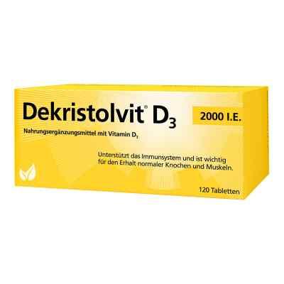Dekristolvit D3 2.000 I.e. Tabletten  bei Apotheke.de bestellen