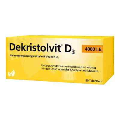 Dekristolvit D3 4.000 I.e. Tabletten  bei Apotheke.de bestellen