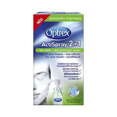Optrex Actispray 2in1 für müde+überanstrengte Augen  bei Apotheke.de bestellen