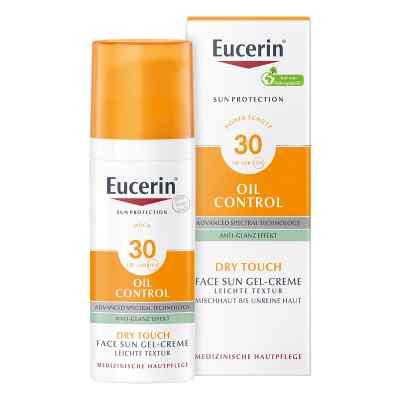 Eucerin Sun Gel-creme Oil Contr.anti-gl.eff.lsf 30  bei Apotheke.de bestellen