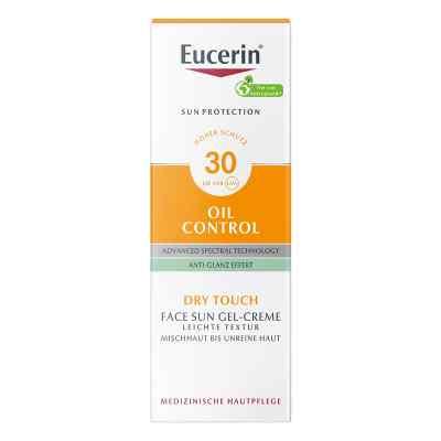 Eucerin Sun Oil Control Face Sun Gel-Creme LSF 30  bei Apotheke.de bestellen