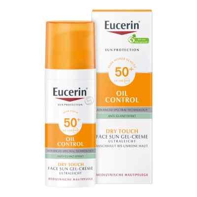 Eucerin Sun Gel-creme Oil Contr.anti-gl.eff.lsf50+  bei Apotheke.de bestellen