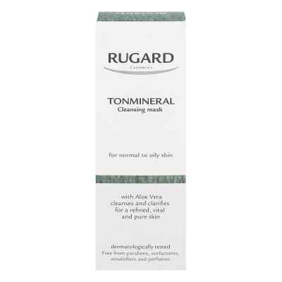 Rugard Tonmineral Reinig.maske für norm.-fet.Haut  bei Apotheke.de bestellen