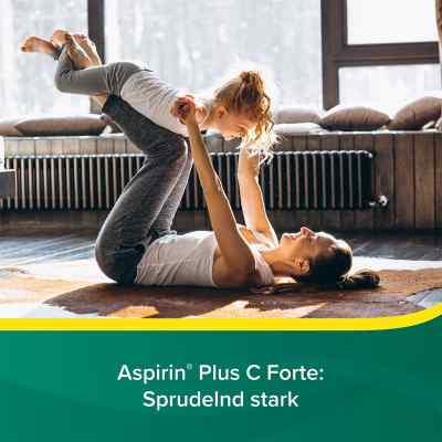 Aspirin plus C Forte 800mg/480mg Brausetabletten  bei Apotheke.de bestellen
