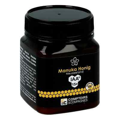 Manuka Honig Mgo 550  bei Apotheke.de bestellen