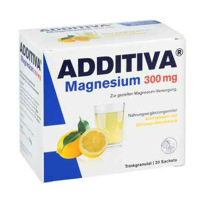 Additiva Magnesium 300 mg N Pulver  bei Apotheke.de bestellen