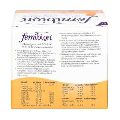 Femibion Schwangerschaft 2 D3+dha+400 [my]g Folat  bei Apotheke.de bestellen