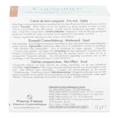 Avene Couvrance Kompakt Cr.-make-up matt.sand 3  bei Apotheke.de bestellen