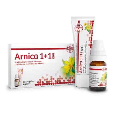 Arnica 1+1 Dhu Kombipackung  bei Apotheke.de bestellen