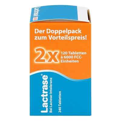Lactrase 6.000 Fcc Tbl.im Klickspender Doppelpack  bei Apotheke.de bestellen