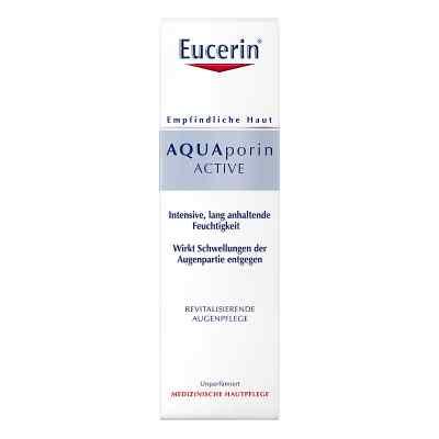 Eucerin Aquaporin Active Augenpflege Creme  bei Apotheke.de bestellen