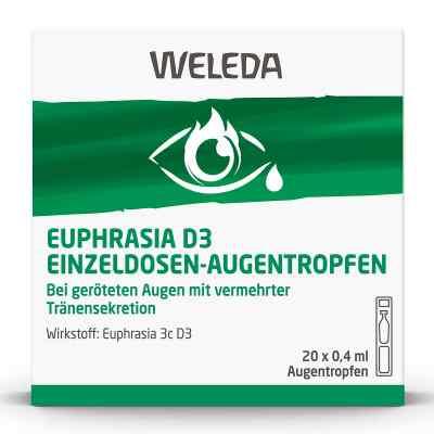 Euphrasia D3 Einzeldosen-augentropfen  bei Apotheke.de bestellen