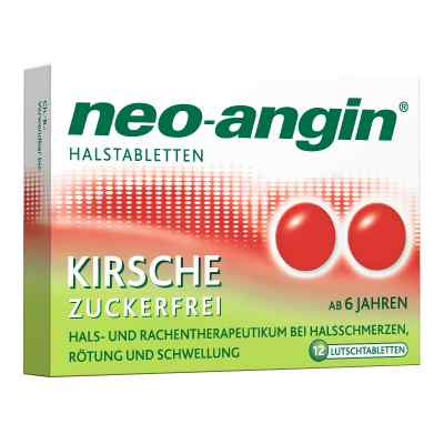 Neo-Angin Halstabletten Kirsche  bei Apotheke.de bestellen