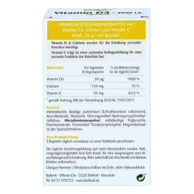 Vitamin D3 2.000 I.e. Vegi Kapseln  bei Apotheke.de bestellen