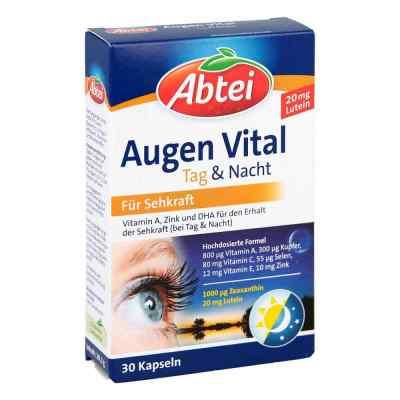 Abtei Augen Vital Tag & Nacht Kapseln  bei Apotheke.de bestellen