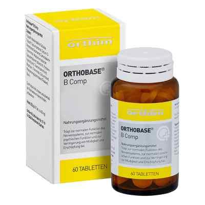 Orthobase B comp Tabletten  bei Apotheke.de bestellen