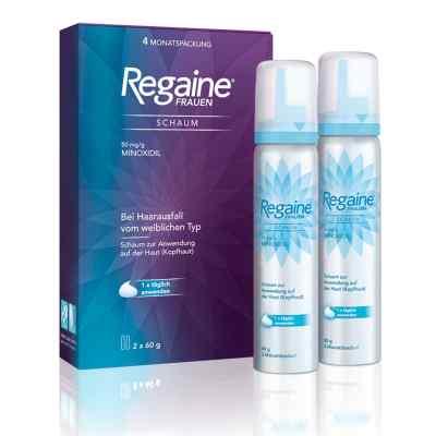 REGAINE Frauen Schaum bei erblich bedingtem Haarausfall  bei Apotheke.de bestellen
