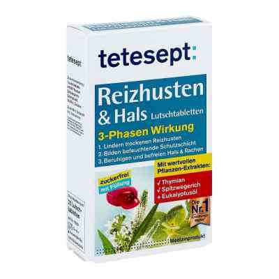 Tetesept Reizhusten & Hals Lutschtabletten  bei Apotheke.de bestellen