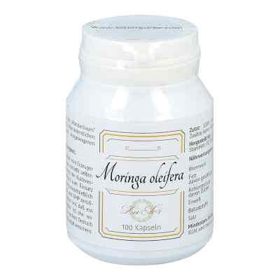 Moringa oleifera Blattpulver in Gelatinekapseln  bei Apotheke.de bestellen