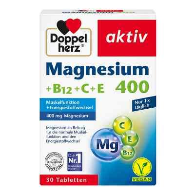 Doppelherz Magnesium 400+b12+c+e Tabletten  bei Apotheke.de bestellen