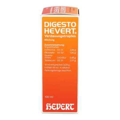 Digesto Hevert Verdauungstropfen  bei Apotheke.de bestellen
