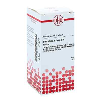 Hekla lava e lava D 6 Tabletten  bei Apotheke.de bestellen