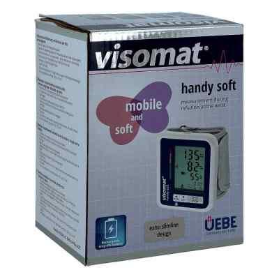 Visomat handy soft Handgelenk Blutdruckmessgerät  bei Apotheke.de bestellen