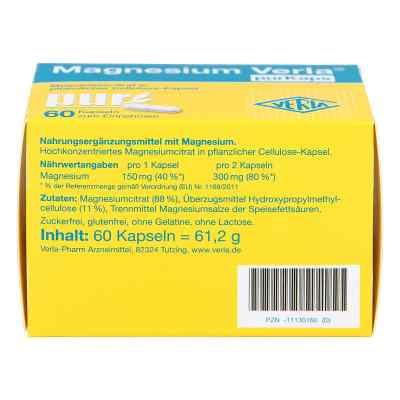 Magnesium Verla purKaps vegane Kapseln zum Einnehmen  bei Apotheke.de bestellen