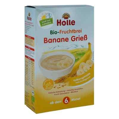 Holle Bio-fruchtbrei Banane Griess  bei Apotheke.de bestellen