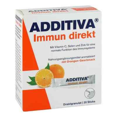 Additiva Immun direkt Sticks  bei Apotheke.de bestellen