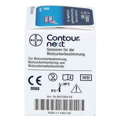 Contour next Sensoren Teststreifen  bei Apotheke.de bestellen