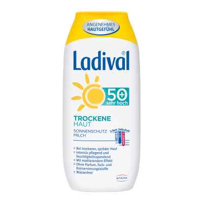 Ladival trockene Haut Milch Lsf 50+  bei Apotheke.de bestellen