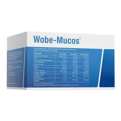Wobe-mucos magensaftresistente Tabletten  bei Apotheke.de bestellen