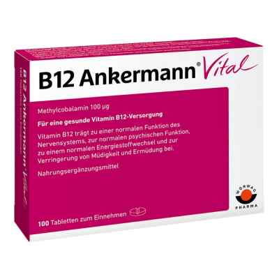 B12 Ankermann Vital Tabletten  bei Apotheke.de bestellen