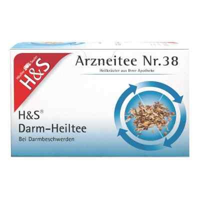 H&s Darm-heiltee Filterbeutel  bei Apotheke.de bestellen