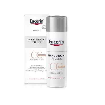 Eucerin Anti-Age Hyaluron-filler CC Cream mittel  bei Apotheke.de bestellen