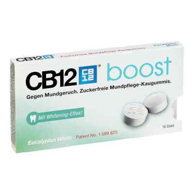 Cb12 boost Eukalyptus Kaugummi  bei Apotheke.de bestellen