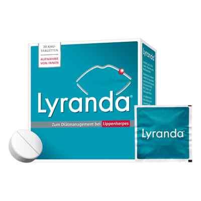 Lyranda Kautabletten  bei Apotheke.de bestellen
