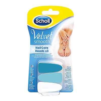Scholl Velvet smooth Nagelpflege Aufsätze  bei Apotheke.de bestellen