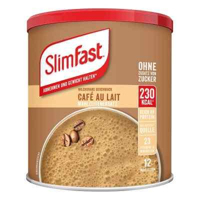 Slim Fast Pulver Cafe au Lait  bei Apotheke.de bestellen