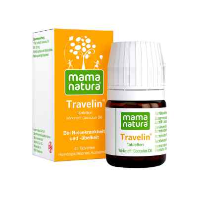 Mama natura Travelin Reisetabletten  bei Apotheke.de bestellen