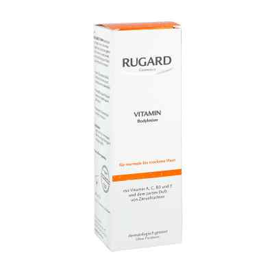 Rugard Vitamin Bodylotion  bei Apotheke.de bestellen