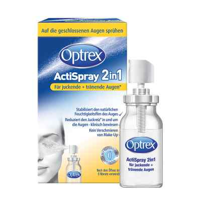 Optrex Actispray2in1 für juckende+tränende Augen  bei Apotheke.de bestellen