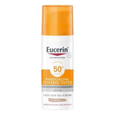 Eucerin Sun Cc Creme getönt mittel Lsf 50+  bei Apotheke.de bestellen