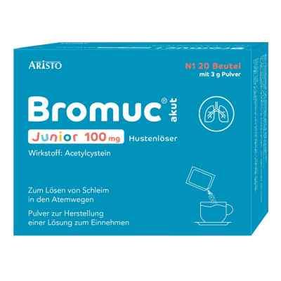 Bromuc akut Junior 100mg Hustenlöser  bei Apotheke.de bestellen