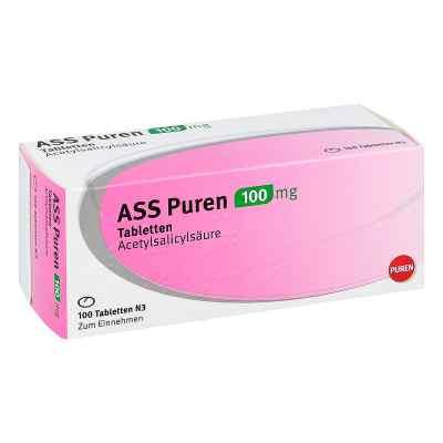Ass Puren 100 mg Tabletten  bei Apotheke.de bestellen