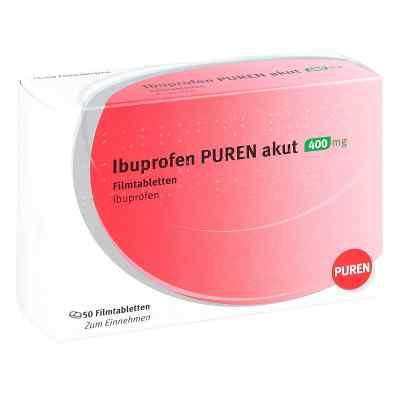 Ibuprofen Puren akut 400 mg Filmtabletten  bei Apotheke.de bestellen