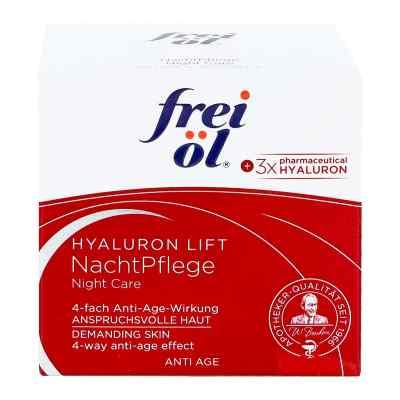 Frei öl Anti-age Hyaluron Lift Nachtpflege  bei Apotheke.de bestellen